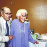 Warrens celebrate 75th anniversary