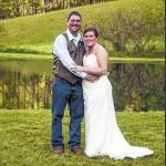 Hiatt, Honeycutt wed