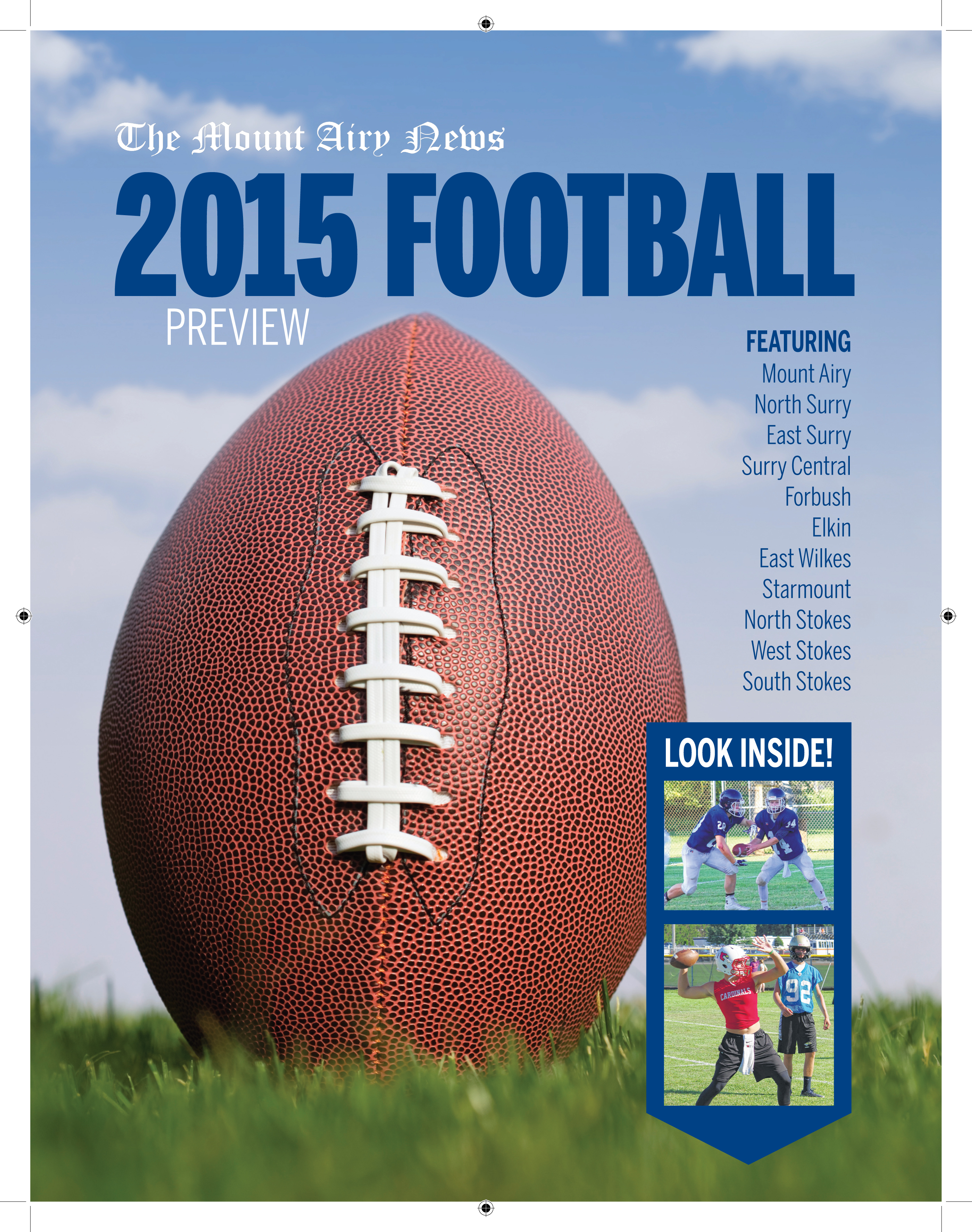 Football Preview 2015