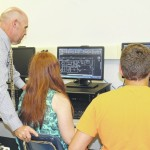 North Surry part of statewide drafting program