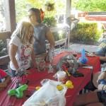 Kids enjoy Family Fun Night