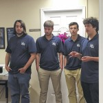Students share experience of trip to China