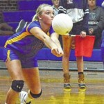 First-place Hounds sweep Forbush