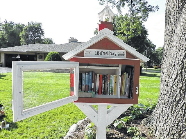 'Little Free Libraries' eyed for city