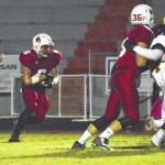 Unbeaten Cardinals blow out Atkins