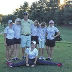 Lady Eagles win WPAC golf title