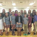 Mount Airy Middle School receives sponsorship for Interact Club