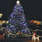 Town of Dobson to host tree lighting, parade