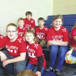 Gentry Middle School robotics team earns a spot in state tournament