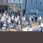 Mount Airy Marching Band practicing, holding fund-raisers for Russell Athletic Bowl