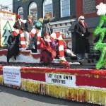 City holiday parade set for Nov. 28