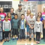 Bus riders honored for conduct