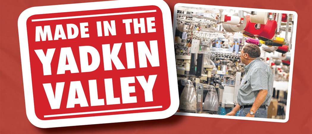 Made in the Yadkin Valley December 2015 (promo)