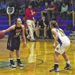 Lady Hounds cruise past East Surry