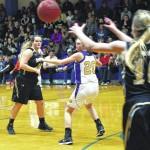 Wilmoth powers Lady Eagles toward playoffs