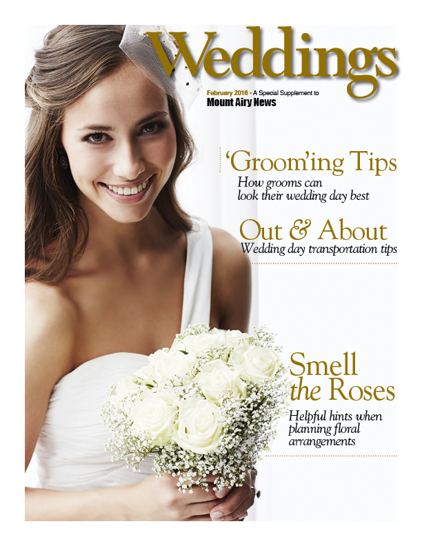February Spring Weddings