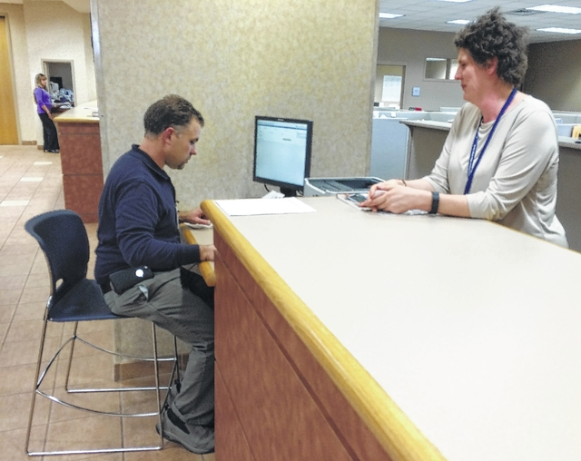 Mt airy news computer upgrade at clerk of courts office improves access to public records in - Administrative office of the courts ...