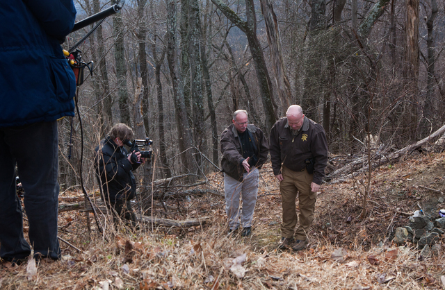 Lovell murder news frenzy hits Surry County
