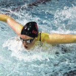 Many area swimmers vying for state honors