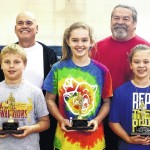 Three advance at Elks Hoop Shoot