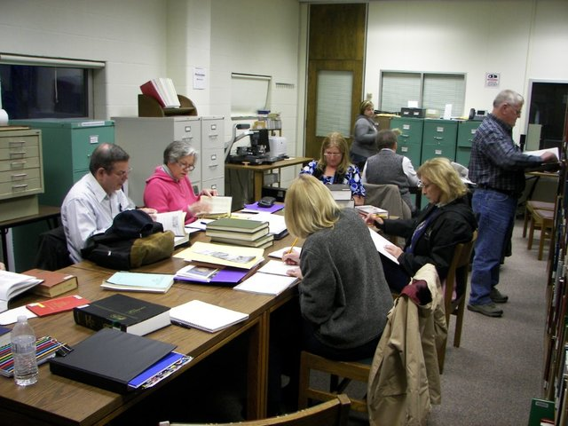 Beginning genealogy classes offered in Mount Airy, Dobson