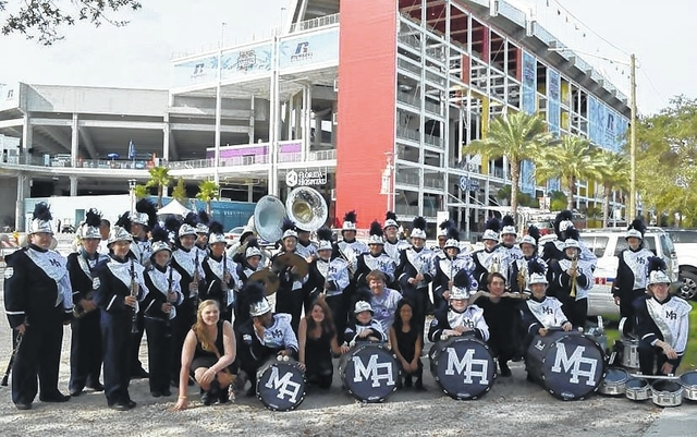 Mt Airy News Marching Bears Play In Orlando Bowl Game