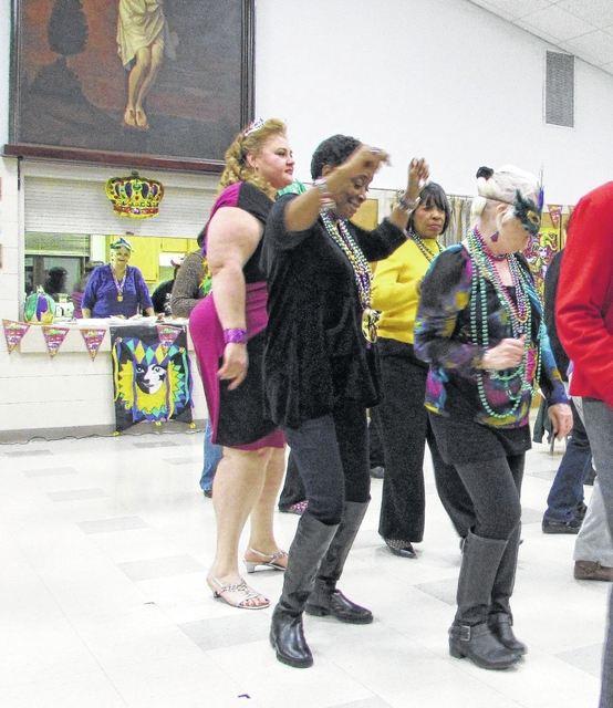 Mardi Gras in Mount Airy