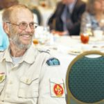 Rotary told of local Boy Scout council's top ranking