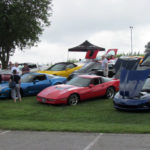 Auto show, free tours and tastings honors vets