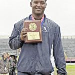Bears take track title