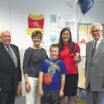 Byerly named principal of the year