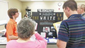 Surry Announces Winners History Competition