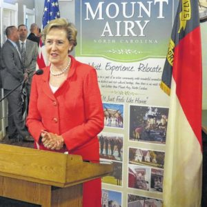 State Cabinet official to visit city