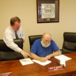 Dobson approves water agreement