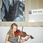 Local music lures student from England