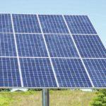Meadowview unveils new solar panel