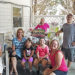 Little kids show big love for local shelter