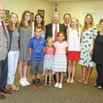 County schools name new leaders