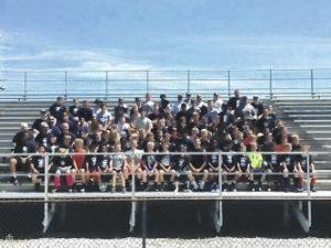Bears host Little League football camp