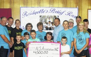 Funds raised for ALS research