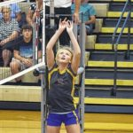Lady Hounds tame Wildcats
