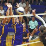 NS routs Forbush in first-place battle