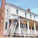 Preservation work brings reward