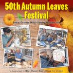 50th Autumn Leaves Festival 2016