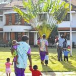 Local group goes to bat for Kenyan orphans
