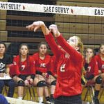 Lady Cardinals win playoff opener