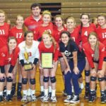 Lady Cards take NW1A tourney crown