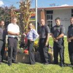 Firemen give boot to muscular dystrophy