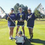 Lady Bears' Cox is top 1A golfer