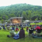 Center showcases music of the mountains